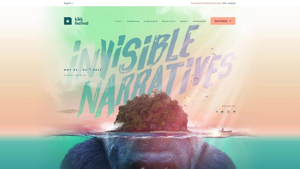Brochure Websites - Kikk