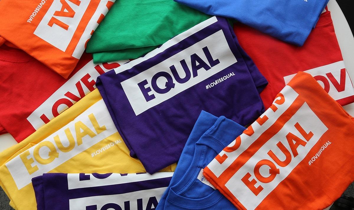 #LoveIsEqual Tshirts