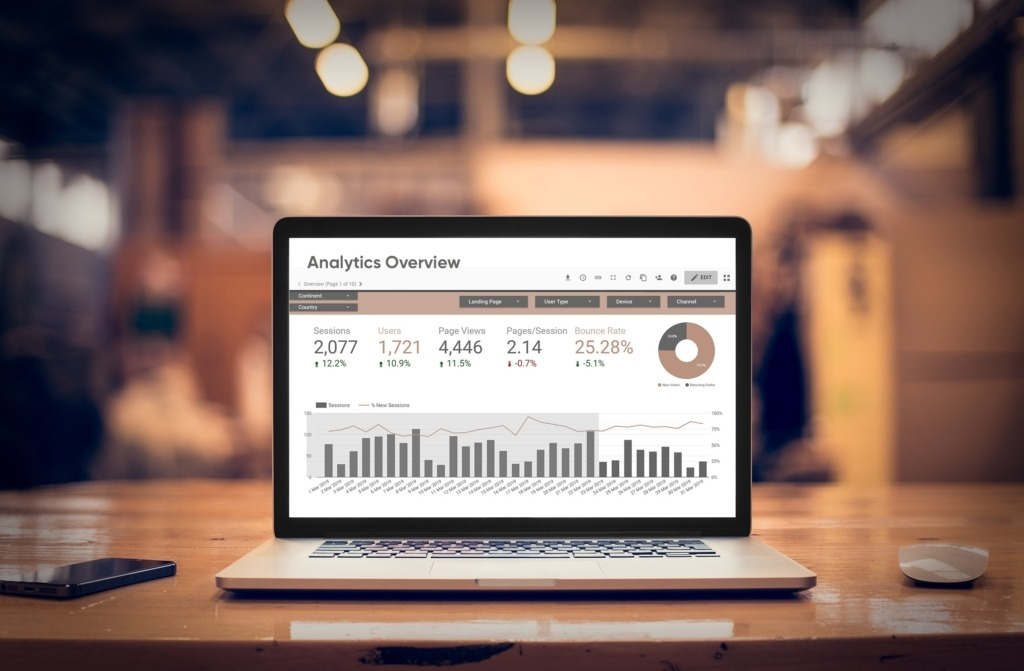 Find out how using Google Analytics for data driven insights can improve your bottom line!